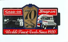 """NEW"" Vintage Snap-on Tools Tool Box Sticker Decal Man Cave Garage 70th SSX1366"