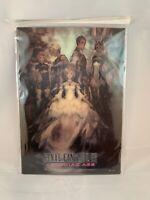 Final Fantasy XII Zodiac Age Promo 3D Lenticular Card, Brand New & Sealed