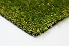 Artificial Grass Luxury 30mm Astro Garden Realistic Natural Turf Fake Lawn