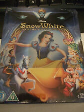 Snow White - Zavvi Exclusive Limited Edition Bluray Steelbook New & Sealed