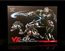Transformers VT Lockdown Peru Kill Movie 4 Action figure toy New