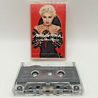 Madonna You Can Dance Cassette Tape Album Contains 4 Special Dub Versions