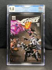 Uncanny X-Force #11 - Brooks 1:25 Variant CGC 9.8 - X-Force Wolverine!! Hot!!