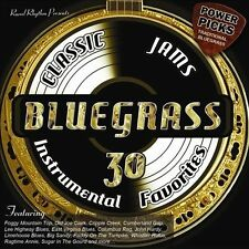 Bluegrass Classic Jams   Power Picks: 30 Instrumental Favorites, Bluegrass Music