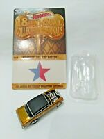 Hot Wheels 18th Annual Collectors Nationals 55 Chevy Bel Air Gasser #737 / 3500