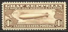 U.S. #C14 Mint NH VF - 1930 $1.30 Graf Zeppelin ($550)