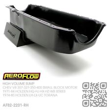 AEROFLOW HIGH VOLUME 6.5L SUMP CHEV V8 307-327-350 MOTOR [HOLDEN HQ-HJ-HX-HZ-WB]