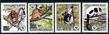 Briefmarken Madagaskar 1988 WWF Lemuren Nr: 1110 - 1113 ** postfrisch BR662