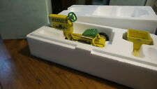 Hallmark Kiddie Car Classics 1961 Murray Tractor W/ Trailer Pedal Car in Box!