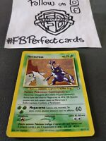 POKÉMON NEO GENESIS UNLIMITED HERACROSS HOLO 6/111 LP-