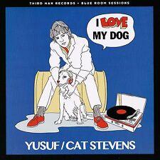 YUSEF / CAT STEVENS - I LOVE MY DOG / MATTHEW AND SON - 7-INCH BLACK VINYL - NEW