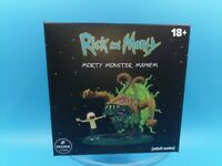 neuf figurine collection rick and morty morty monster mayhem