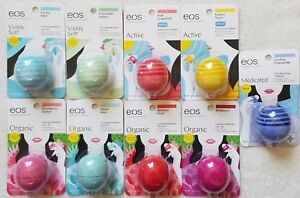EOS Evolution Of Smooth***ASSORTED LIP BALMS***>>>yOu chOOse<<<BRAND NEW~~SEALED