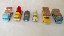 HUSKY COLLECTION PAT PENDING ORIGINAL 1964 ? B & D REFUSE,FORD CAMPER,JAGUAR 10
