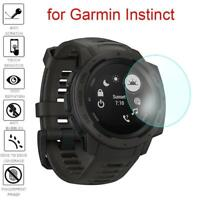 1PC 3D 9H Slim Film Tempered Glass Screen Protector for Garmin Instinct Watch