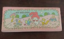 Vintage My Melody Pencil Case 1976 Sanrio Japan RARE