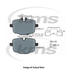 New Genuine TEXTAR Brake Pad Set 2470401 Top German Quality