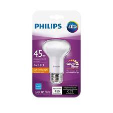 12-pack / Philips Led Soft White Br20 45w Light Bulb Warm Glow