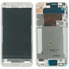 Original HTC Desire 816 Front Gehäuse Cover f. Display Kleber Rahmen, white