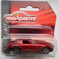 Majorette  Mercedes Benz  SLS Sports Car - 1:59 scale model