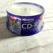 Memorex CD-R 30 Pack 700 MB 80 Mins