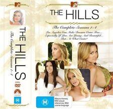 The Hills : Season 1-4 (DVD, 2009, 12-Disc Set) Lauren Bosworth,