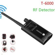 Anti-Spy GPS Signal Lens RF Tracker Hidden Camera GSM SPY Bug Detector T6000