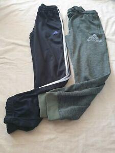 Boys adidas joggers Bundle 11-12