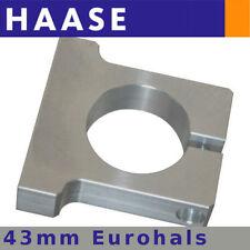 43mm Eurohalsaufnahme CNC Fräse Fräsmaschine Original Haase - SONDERPREIS!