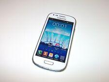 Samsung Galaxy S III Mini GT-I8190 - 8GB - White (Unlocked) Smartphone