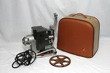 Bolex Paillard M8 8mm Movie Projector with Case