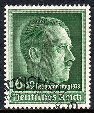 Germany B120, Used. Adolf Hitler. Nazi Congress at Nuremberg, 1938