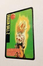 Carte dragon ball -  Regular candy card 1991 N* A-1 japan