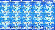 50 pcs 321 Renata Watch Batteries SR616SW SR616 0% MERCURY