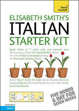 Starter Kit Italian: Teach Yourself: Level 2 by Elisabeth Smith (Mixed media product, 2010)