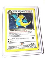 DARK DRAGONITE - Team Rocket Set - 5/82 - Holo Rare - Pokemon Card - EXC/NM