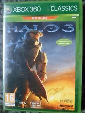 Halo 3 Nuevo precintado Xbox 360 Live Aventura shooter en castellano PAL España