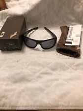 New Oakley Sideways Sunglasses Black w/Grey Lens 05-993 A13750 With Box