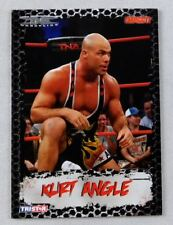 Kurt Angle TNA Impact Wrestling TriStar Trading Card Raw Smackdown WWF #1