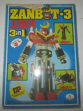 ZANBOT T-3 JUNIOR 3 IN 1 Ceppiratti Zanboace Zanbull Zanbase Robot Vintage