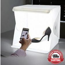 Portable Lightbox Mini Photo Studio Photography Tent Folding Light box Kit Backd