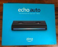 Amazon Echo Auto Smart Assistant - Black