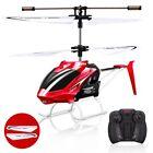Helicóptero a control remoto W25 RC  2 CH 2 canal Mini Drone RC con Gyro Crash
