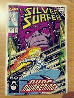 Silver Surfer vol.3 #51 High Grade Marvel Comic Book PA12-122
