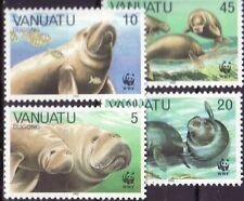 Vanuatu 1988 - MNH - Vissen/Fish/Fische (WWF / WNF)