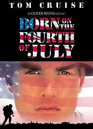 Born On The Fourth Of July DVD - Tom Cruise - New & Sealed