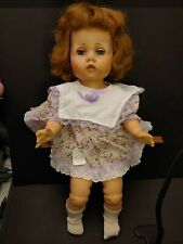 "Vintage 1950's 19"" American Character Barbara Sue Baby Doll"