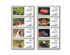 IRL1112 Animals under the protection of 8 self-adhesive MNH IRELAND 2011