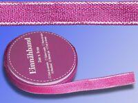 Webband Borte Schlichtes Gelb 25mm Breite Ripsband 1386