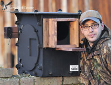 Tawny Owl Nest Box 'ECO' (Direct from the Barn Owl Centre)